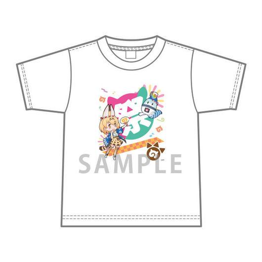 【が~で~ん】キッズTシャツ_oh!祭デザイン