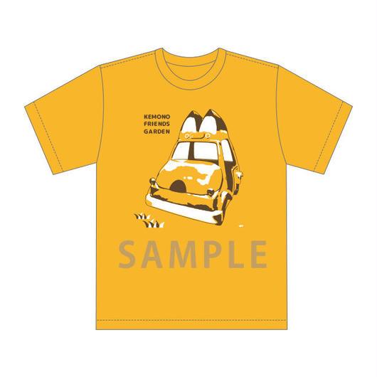 【がーでん】Tシャツ_がーでんバス