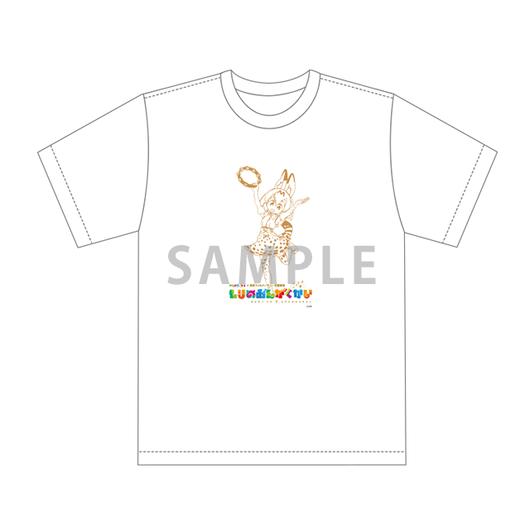 【もりのおんがくかい】Tシャツ サーバル