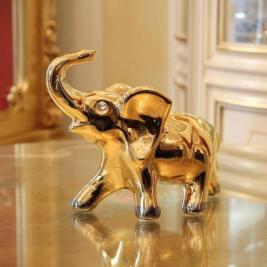 AHURA  金の象
