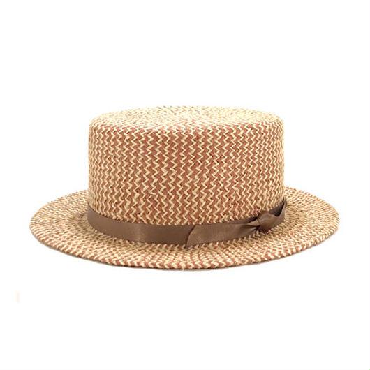 麻紐カンカン帽