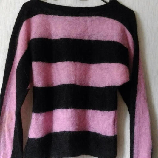 KENZI衣装モヘアセーター