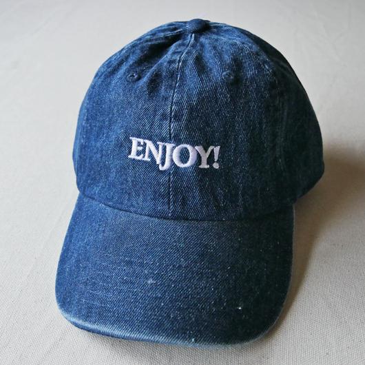 ENJOY! CAP (Indigo)