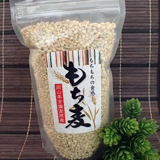 岡山県吉備高原産 もち麦 500g