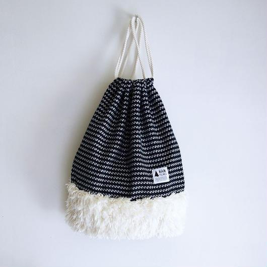 knapsack / tweed(ネイビー)