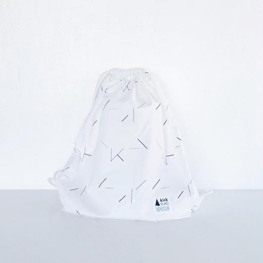 lane knapsack(ホワイト)