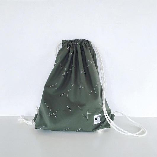 lane knapsack(カーキ)