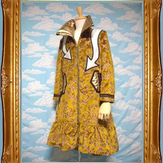 kki.1659 いかれ時計屋のジャケット 。