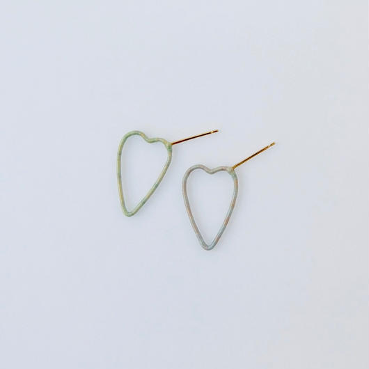 pair pierce heart