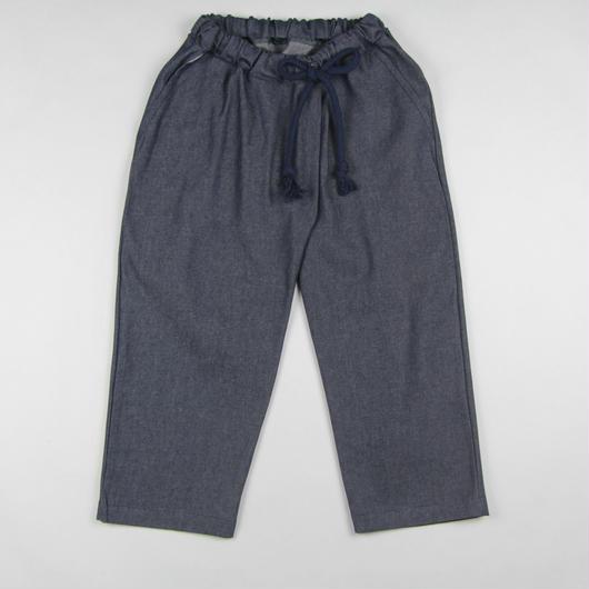【 UNIONINI 】denim long pants