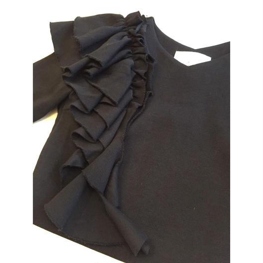 【 mania TOKYO 】Frill pullover