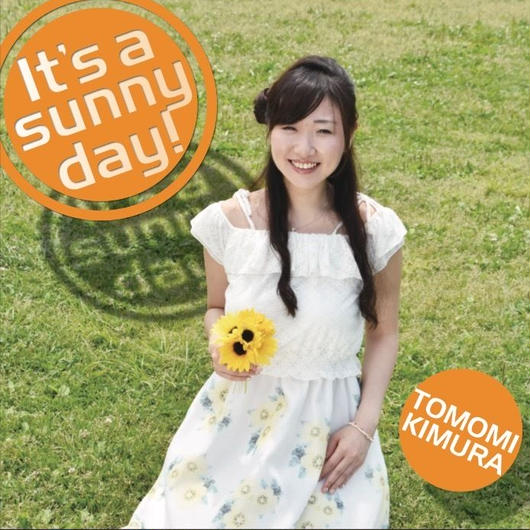 2ndシングルCD「It's a sunny day !」「夏色サイダー」