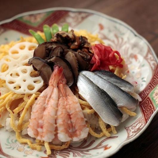 【岡山土産】岡山ばらずしの素 小分けタイプ【国産具材 ひな祭り ちらし寿司 郷土料理 和食】