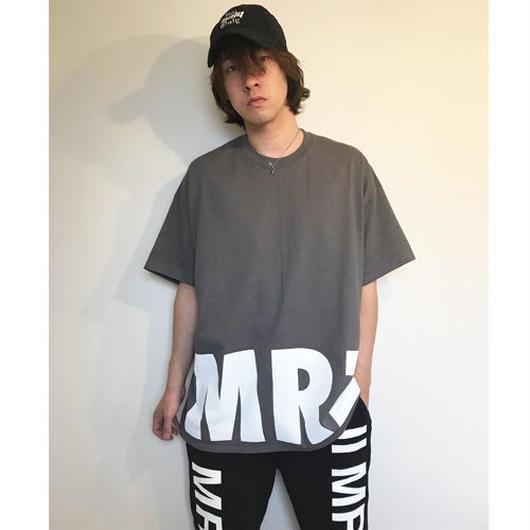 <受注限定>独立2周年記念Tシャツ(チャコール/オーバーサイズ)ファンジン付き