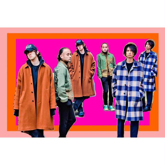 <スマートフォン購入のみ・会場清算>3月30日(土)渋谷TSUTAYA O-NEST『DEATH IN THE PYRAMID TOUR 2019』