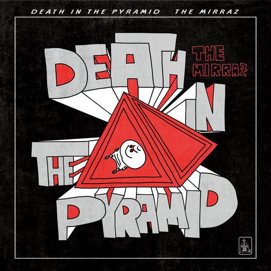 <CD>The Mirraz 11th Full Album『DEATH IN THE PYRAMID』★先着でDITP三角バッジ&最新号『PAPAPAPAPAPYRUS6号』付き・送料込み