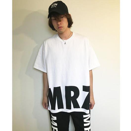 <受注限定>独立2周年記念Tシャツ(ホワイト/オーバーサイズ)ファンジン付き