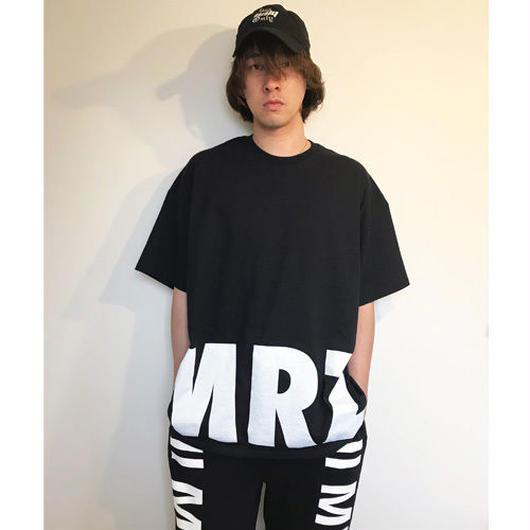 <受注限定>独立2周年記念Tシャツ(ブラック/オーバーサイズ)ファンジン付き