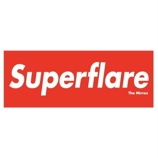 Superflareタオル(レッド)