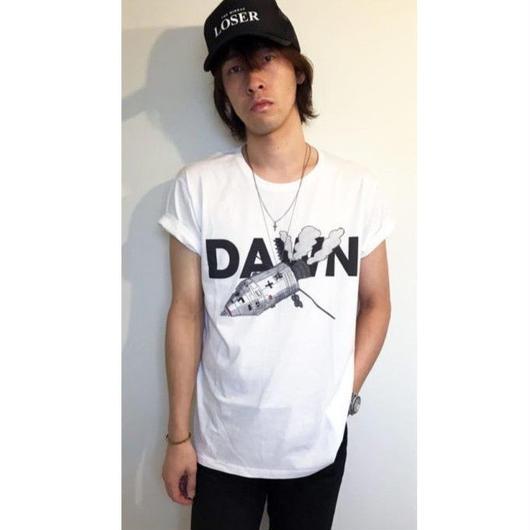 DAWN T(ホワイト/4サイズ)