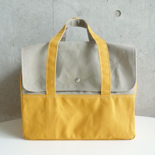 MigratoryBag 【M】SandBeige×YellowOcher