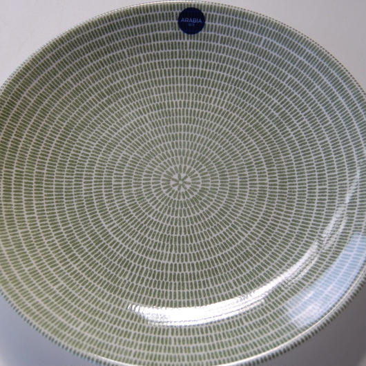 24h Avec green 20cm plate