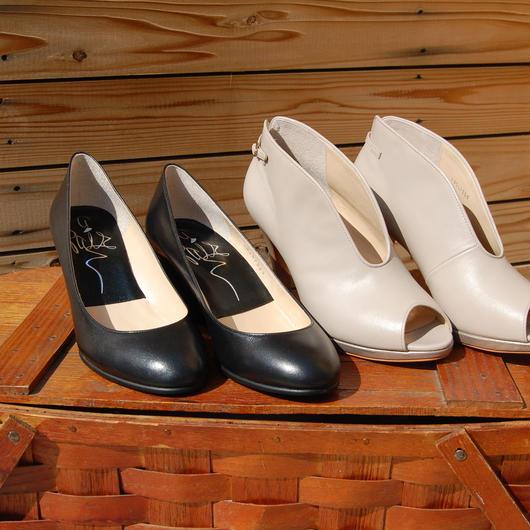 サロン【14SS7008 a pair 22.5cm-サンド】