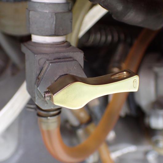 GASGAS TRS  ガソリンコック