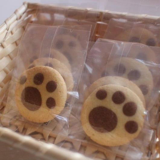 肉球クッキー 個包装 10個