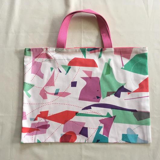 レッスンBAG(Toy paradise・pink)