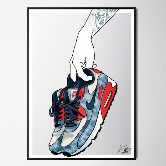 Kicks  [ Farrell ] (品番:K06_A1)