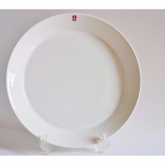 iittala (イッタラ) ティーマ プレート26cm ホワイト