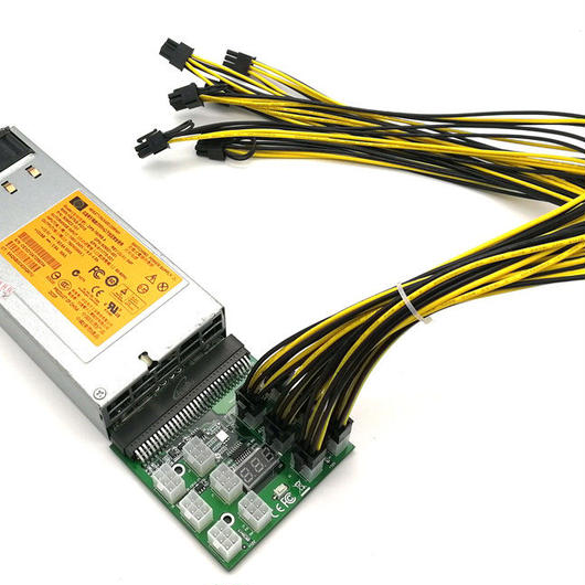 1200Wサーバー電源(ブレイクアウトボード無し)