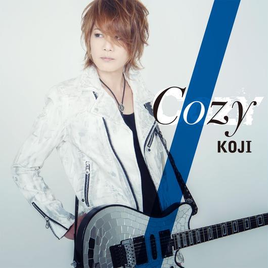 KOJI ギターインストアルバム「Cozy」