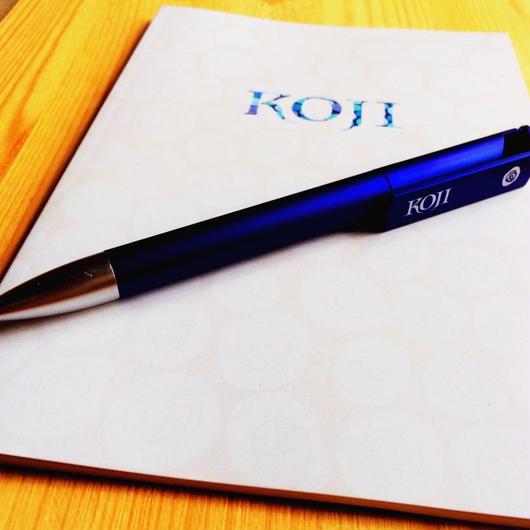 Blue Rose ペン&ノートセット