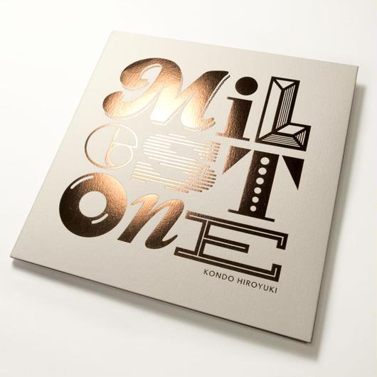 コンドウヒロユキ「milestone」CD