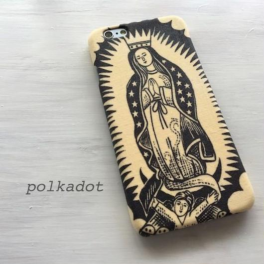 [ iPhoneケース ] グアダルーペの聖母