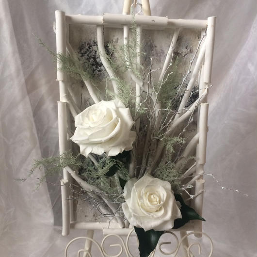 冬の花(壁掛け)