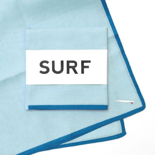 ハンカチ/ クチデザイン/ SURF