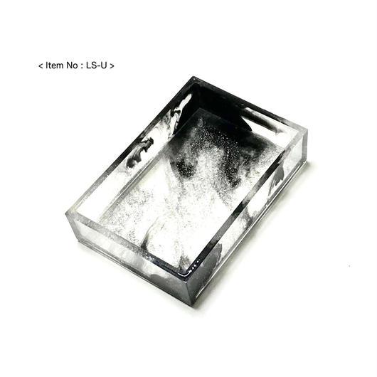 ミニケース -black&silver-
