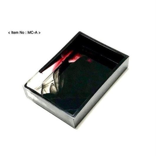 ミニケース -black&red-