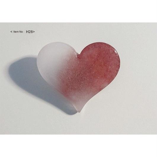 ヘアアクセサリー -HEARTヘアゴム luminous-