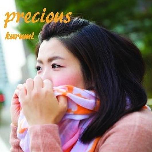 4曲入りCD「precious」