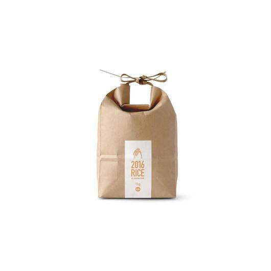 玄米 [ 1kg ] 2017年度 | 三重県産コシヒカリ