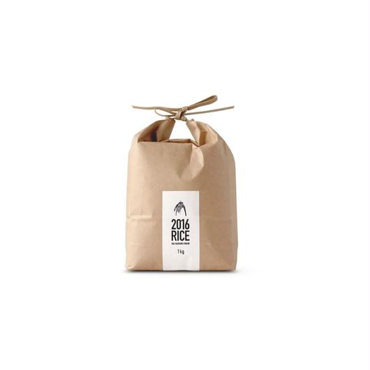 白米 [ 1kg ] 2017年度 | 三重県産コシヒカリ