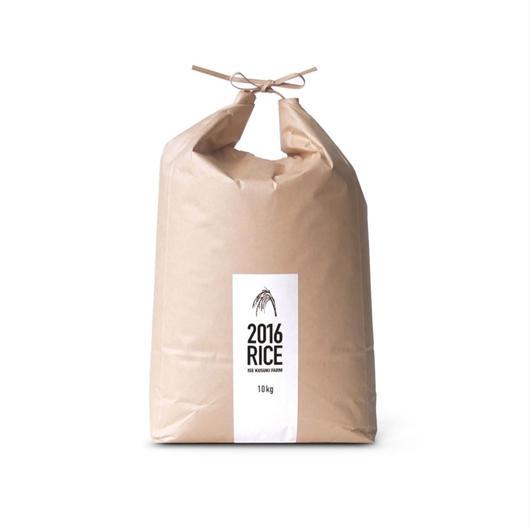 白米 [ 5kg ] 2017年度 | 三重県産コシヒカリ
