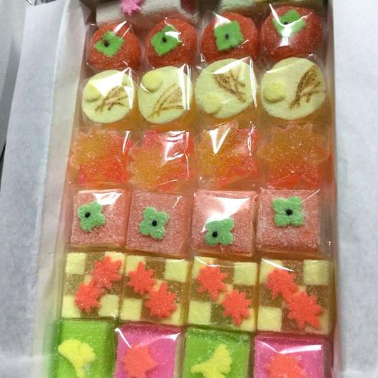 京菓子 半生菓子 いろいろ 詰め合わせ箱(小)