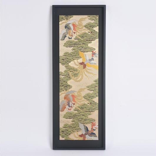 [KTI002006]松地紋鳳凰文様