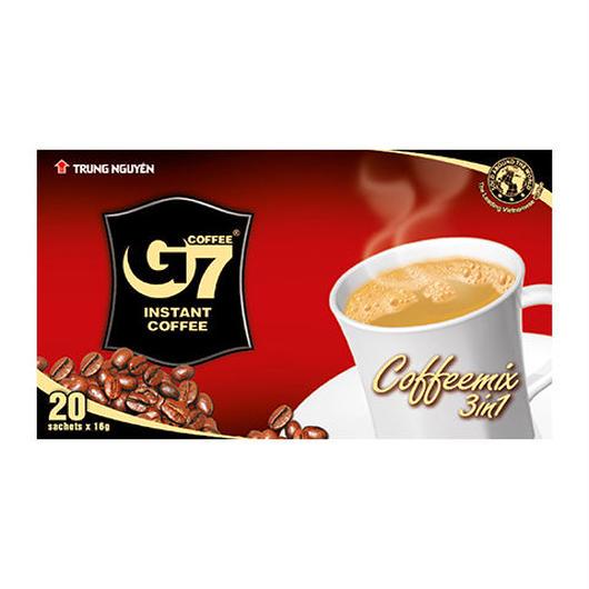 カフェオレ インスタント 【20袋入り】 【ポストイン配送(送料無料)】 TRUNG NGUYEN G7 3in1 instant coffee 【正規輸入品】