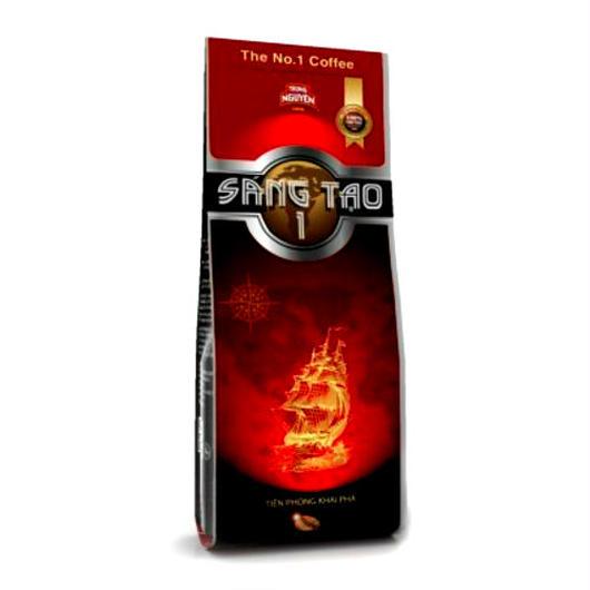 ベトナム コーヒー Sang Tao1 (340g) 【中挽き】 ロブスタ Robusta TRUNGNGUYEN 【正規輸入品】